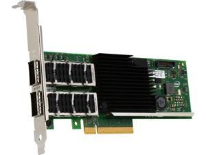 Intel XL710QDA2BLK PCIe 3.0, x8 Dual port Ethernet Converged Network Adapters XL710 10/40 GbE