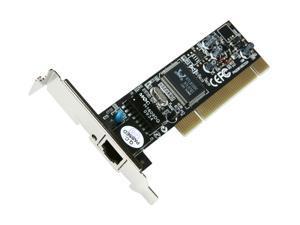 StarTech ST100SLP 1 Port Low Profile PCI / PCI-X 10/100 Mbps Ethernet Network Adapter Card
