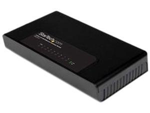 StarTech DS81072 Unmanaged 10/100Mbps 8-Port Fast Ethernet Switch