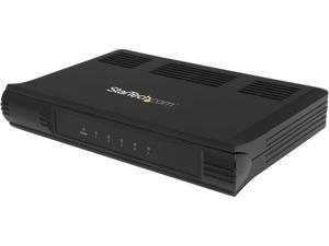 StarTech DS51002 Unmanaged 5 Port Unmanaged Energy-Efficient Gigabit Ethernet Switch