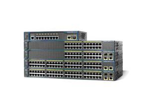CISCO Catalyst 2960 Series WS-C2960-48TT-S 10/100Mbps + 1000Mbps Ethernet Switch