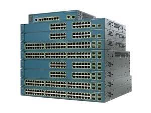 CISCO WS-C3560V2-24PS-S 10/100Mbps + 1000Mbps Switch