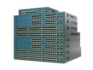 CISCO Catalyst 3560V2 Series WS-C3560V2-48PS-E Switch