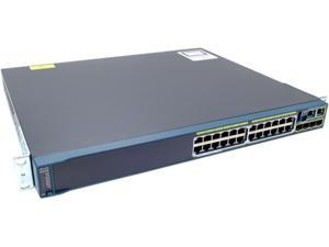 CISCO 2960 WS-C2960S-24PS-L Managed Switch