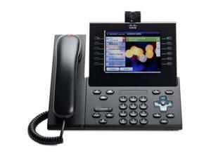 Cisco CP-9971-C-K9= Unified IP Phone 9971, Charcoal, Standard Handset