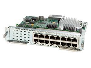 Cisco SM-ES3G-16-P= Enhanced EtherSwitch Service Module