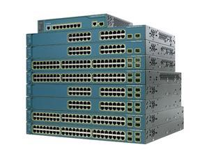 Cisco Catalyst 3560G-24TS Ethernet Switch
