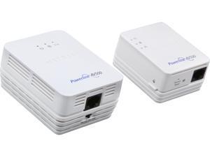NETGEAR Powerline AV500 adapter Kit with WiFi – N300 Access Point (XWNB5201)