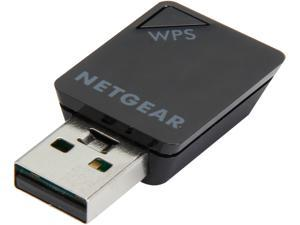 NETGEAR AC600 Dual Band Wi-Fi USB Mini Adapter -  (A6100)
