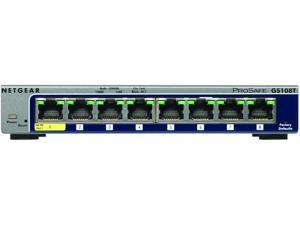 NETGEAR GS108T-200UKS Managed Switch