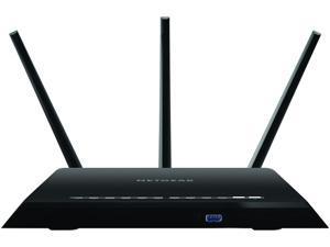 NETGEAR R7000-100UKS NETGEAR Nighthawk AC1900 Smart WiFi Router IEEE 802.11b/g/n