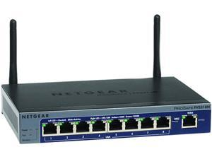 NETGEAR FVS318N-100EUS ProSafe Wireless-N 8-port Gigabit VPN Firewall