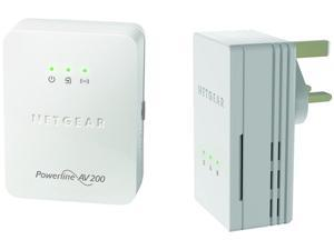 NETGEAR XWNB5201-100UKS Bridge wall-pluggable