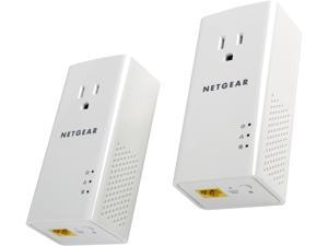 NETGEAR PLP1000 Powerline AV1000 + Extra Outlet