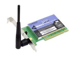Linksys WMP11 PCI Wireless-B Adapter