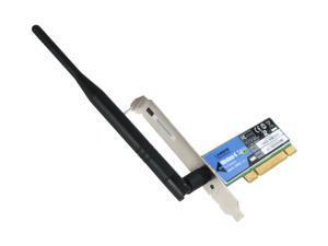 Linksys WMP54G 32bit PCI2.2 Wireless-G Adapter