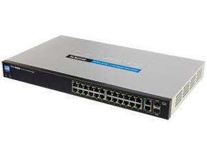Cisco Small Business SLM224G 10/100Mbps + 1000Mbps Switch