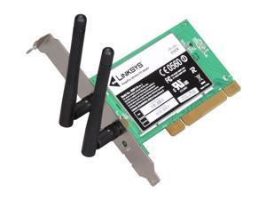 LINKSYS WIRELESS-B PCI ADAPTER MODEL WMP11 DRIVER WINDOWS XP