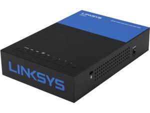 LINKSYS LRT224 Business Dual WAN Gigabit VPN Router