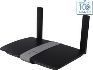 Linksys EA6350 MU-MIMO AC1200+ Wi-Fi Wirless Dual-Band+ Router, Smart Wi-Fi App Enabled to Control Your Network from Anywhere