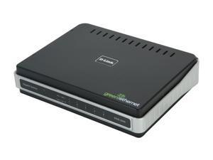 D-Link DGS-2205 5-Port Green Technology Desktop Switch
