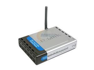 D-Link DI-524 High Speed Wireless Router IEEE 802.3/3u, IEEE 802.11b/g