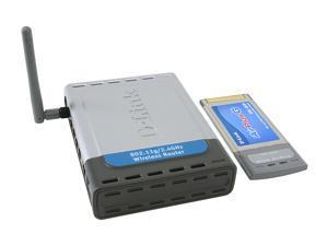 D-Link DWL-923 Wireless G Laptop Starter Kit DI-524 IEEE 802.11g  IEEE 802.11b  IEEE 802.3  IEEE 802.3u   DWL-G630 IEEE 802.11g  IEEE 802.11b
