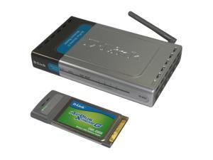 D-Link DWL-926 Wireless 108G Laptop Kit