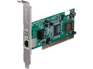 D-Link  DGE-528T  10/ 100/ 1000Mbps  PCI  Copper Gigabit PCI Card for PC