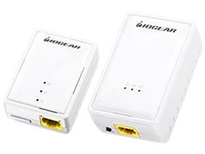 IOGEAR GPLWEKIT AV200 Powerline Wireless Extender Kit