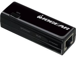 IOGEAR GWU637 Ethernet-2-WiFi Universal Wireless Adapter