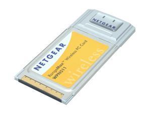 NETGEAR WPN511 Wireless PC Card