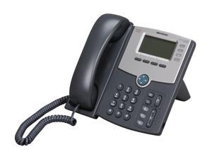 Cisco Small Business SPA504G 4 Line IP Phone With Display, PoE and PC Port