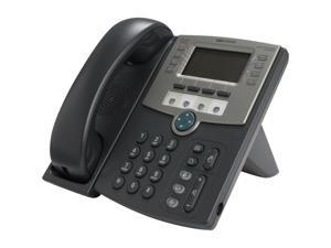 Cisco Small Business SPA509G 12 Line IP Phone With Display PoE and PC Port