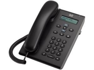 Cisco CP-3905= Unified SIP Phone 3905 - VoIP phone - SIP - charcoal