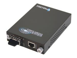 TRENDnet TFC-1000MSC Multi-Mode Fiber Converter with SC-Type Connector