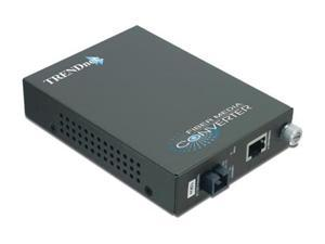 TRENDnet TFC-1000S10D5 Single-Mode Fiber Converter