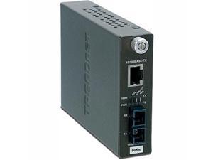 TRENDnet TFC-110S60i Intelligent Fiber Converter