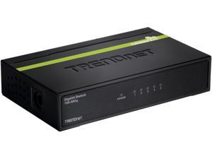 TRENDnet TEG-S50G Unmanaged 5-Port Gigabit GREENnet Switch