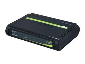 TRENDnet TEG-S5G, 5-Port Unmanaged Gigabit GREENnet Desktop Plastic Housing Switch