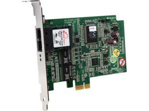 TRENDnet TEG-ECSX 1000Mbps PCI-Express Gigabit Fiber Adapter