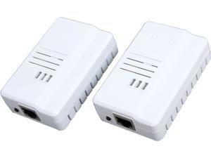 TRENDnet TPL-408E2K Powerline AV2 AV600 Adapter Kit, Up to 600Mbps