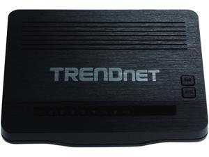 TRENDnet TEW-721BRM N150 Wireless ADSL 2+ Modem Router
