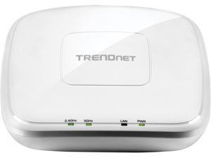 TRENDnet TEW-821DAP AC1200 Dual Band PoE Access Point (with software controller)