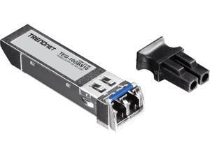 TRENDnet TEG-10GBS10 10GBASE-LR SFP+ Single Mode LC Module 10 km (6.2 miles) with DDM