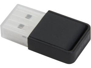 BUFFALO AirStation AC433 Dual Band Wireless USB Adapter - WI-U2-433DM