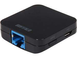 Buffalo WMR-433-BK AirStation AC433 Wireless Travel Router