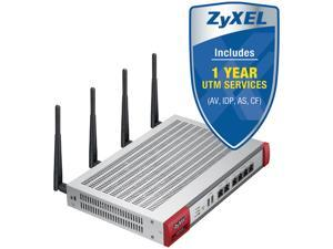 ZyXEL USG60W Security Firewall w/13 Months UTM