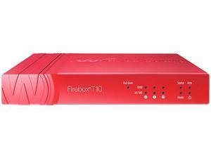WatchGuard Firebox T10 Network Security/Firewall Appliance (3 YR LiveSecurity)