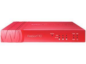 WatchGuard Firebox T10 Network Security/Firewall Appliance (3 YR UTM Suite)